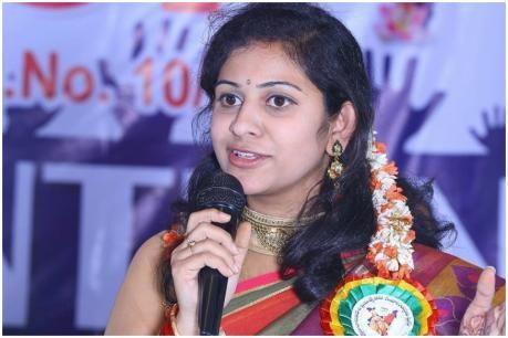 Yamini Sadineni: ఫేక్ facebook అకౌంట్లపై సాధినేని యామిని ఫిర్యాదు.. అసభ్యకర పోస్టులంటూ..