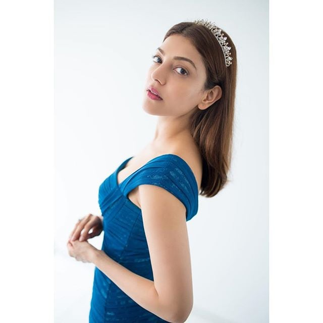 కాజల్ అగర్వాల్ హాట్ ఫోటోస్ Photo: Instagram.com/kajalaggarwalofficial/