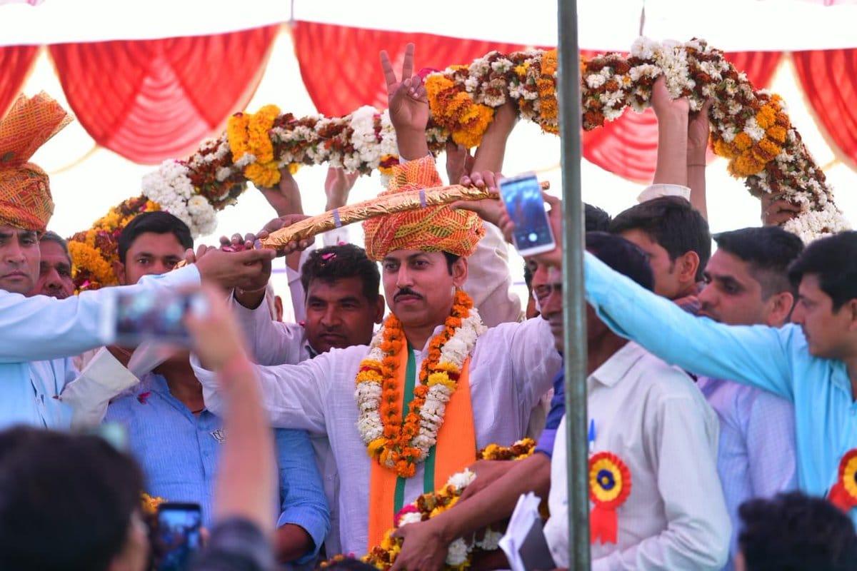 రాజ్యవర్థన్ సింగ్ రాథోడ్ (జైపూర్ రూరల్)
