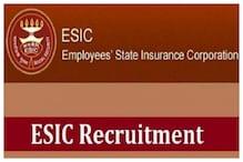 ESIC Jobs : ESICలో 2,258 జాబ్స్.. అప్లై చేశారా.. ఈ రోజే చివరి అవకాశం