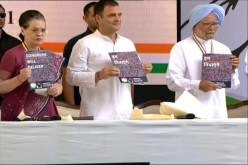 Congress Election Manifesto : కాంగ్రెస్ ఎన్నికల మేనిఫెస్టోలో హైలెట్స్ ఇవే...