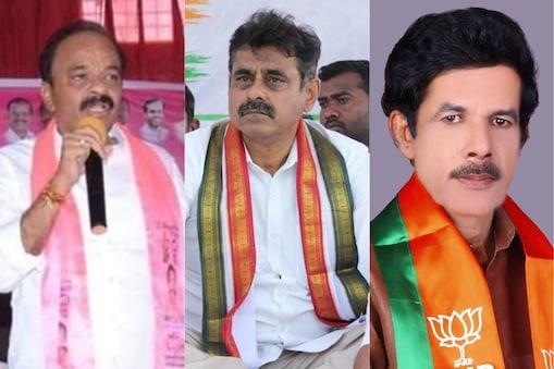 కాంగ్రెస్ VS టీఆర్ఎస్ VS బీజేపీ... చేవెళ్ల ట్రయాంగిల్ ఫైట్లో లాభపడేదెవరు ?