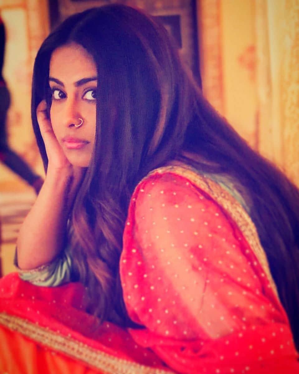 అవికా గోర్ అదిరిపోయే అందాలు... Photo : Instagram.com/avika_n_joy