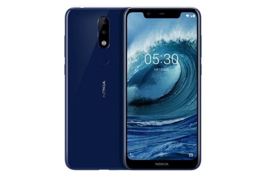 4. Nokia 5.1 Plus: నోకియా 5.1 ప్లస్ 3జీబీ+32జీబీ వేరియంట్ ప్రస్తుత ధర రూ.9,999... ఆఫర్ ధర రూ.7,999.