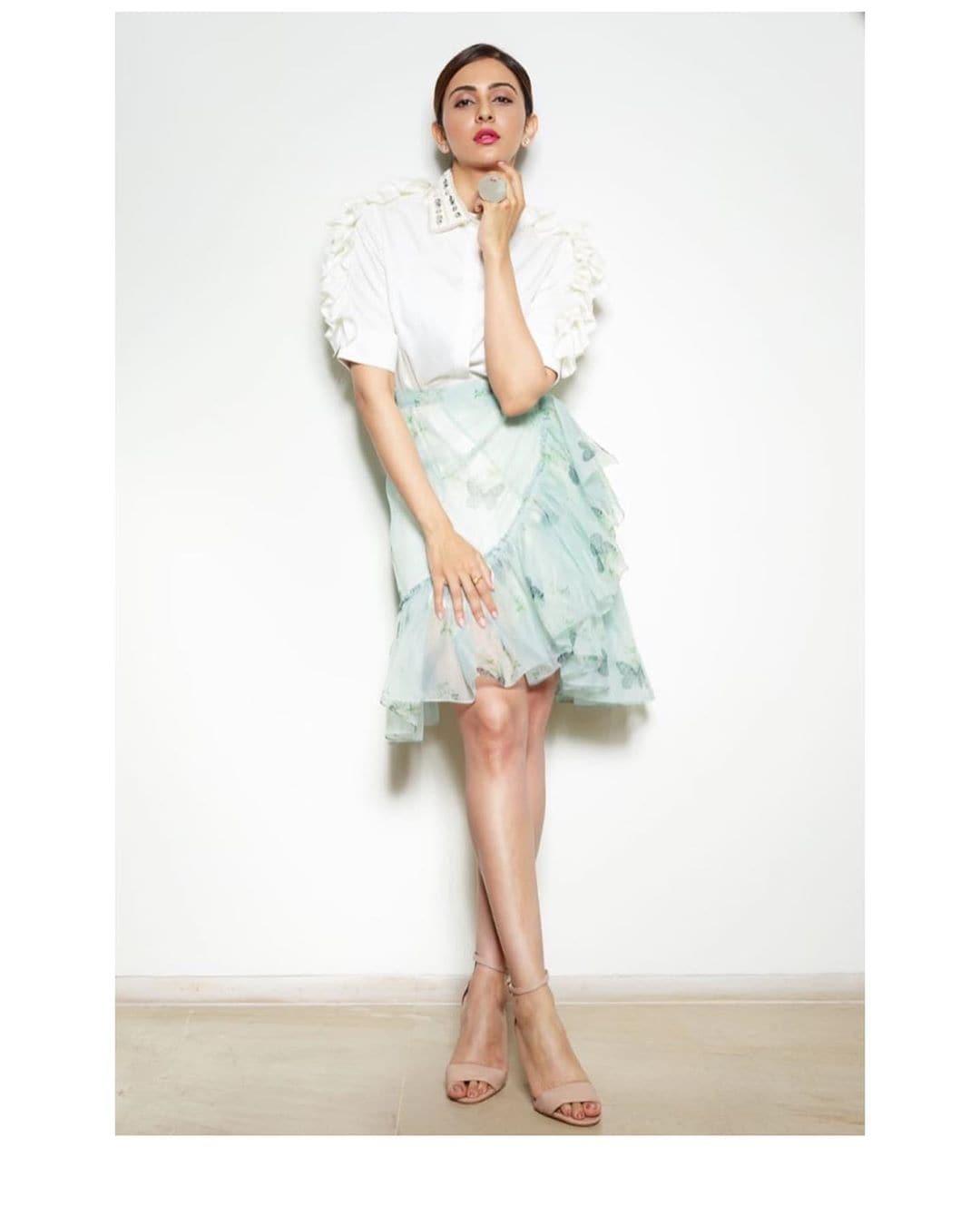 రకుల్ ప్రీత్ సింగ్ హాట్ ఫోటోస్, Photo: Instagram.com/rakulpreet/