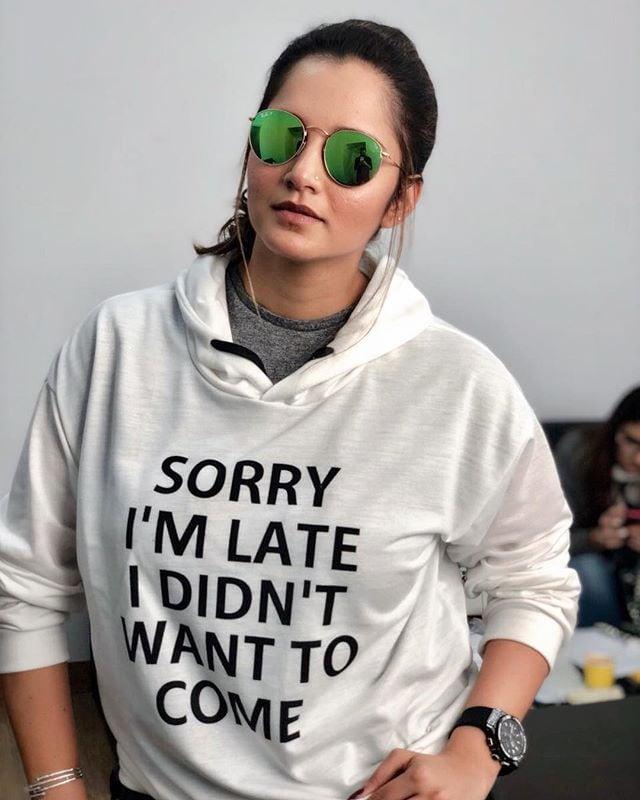 సానియా మీర్జా ఫోటోస్, Photo: Instagram.com/mirzasaniar