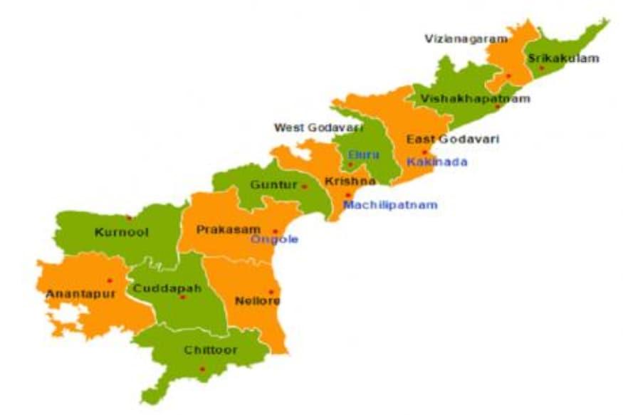 ఆంధ్రప్రదేశ్లోని ఆరు నియోజకవర్గాల్లో రీ పోలింగ్ జరిగింది.