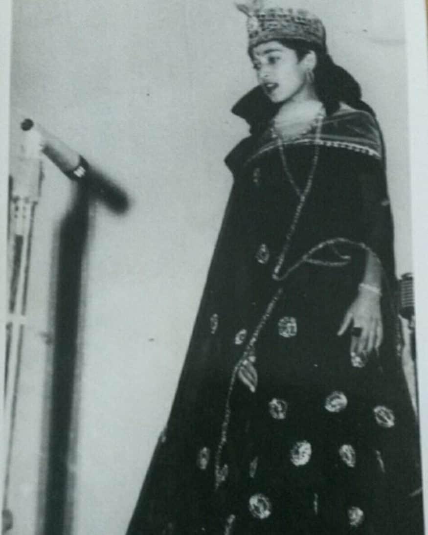 దిగంగన చిన్ననాటి ఫొటో (Image : instagram.com/diganganasuryavanshi)