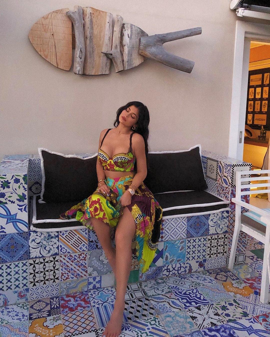 కైలీ జెన్నర్ (Image - kyliejenner / Instagram)