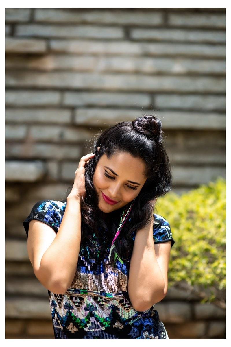 అదరగొడుతోన్న జబర్దస్త్ భామ అనసూయ లేటెస్ట్ ఫోటోస్ Photo: Twitter.com/anusuyakhasba