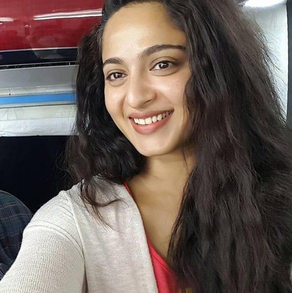 అందాల అనుష్క శెట్టి ఫోటోస్ Photo: Twitter