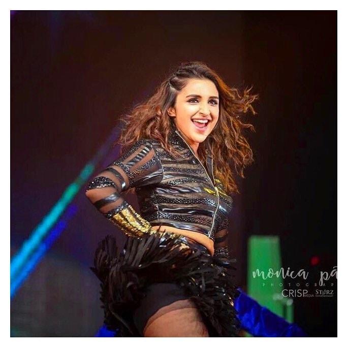 పరిణీతి చోప్రా ఫోటోస్... Photo: Instagram.com/parineetichopra