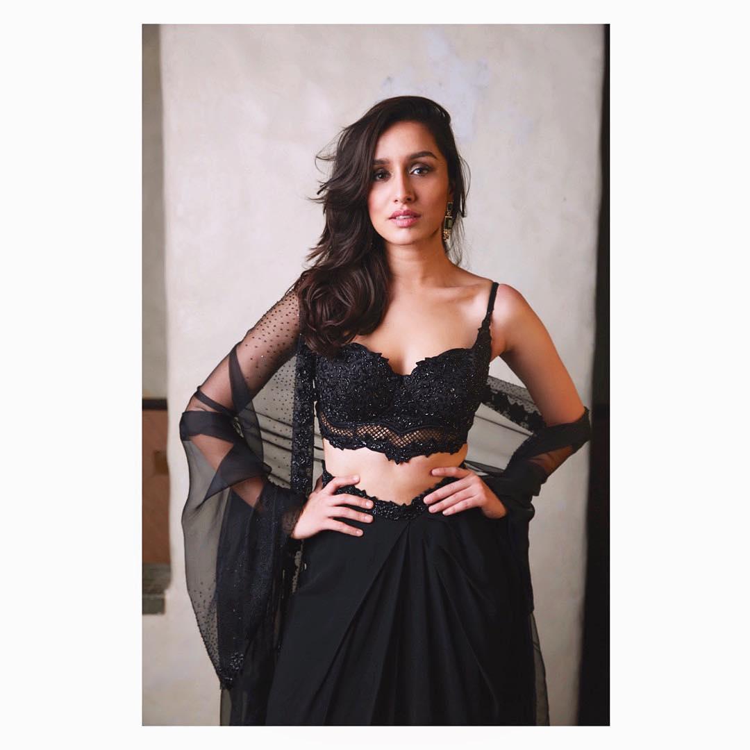శ్రద్ధా కపూర్ Photo: Instagram.com/shraddhakapoor
