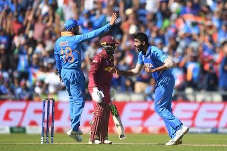 India vs West Indies: అజేయ భారత్...మాంచెస్టర్లో చిత్తుగా ఓడిన వెస్టిండీస్