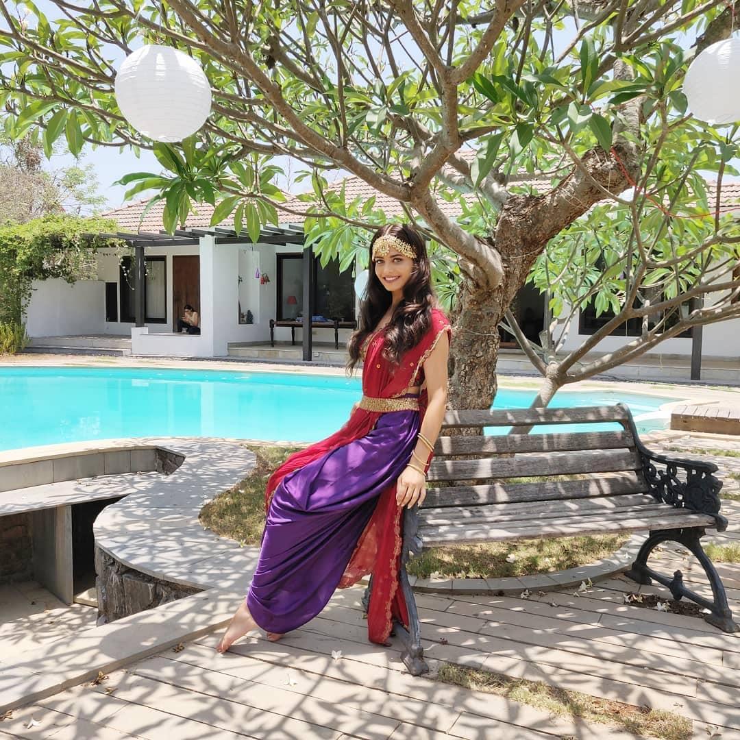 సంజనా విజ్ క్యూట్ ఫొటోస్ (Credit : Insta/sanjanavij)