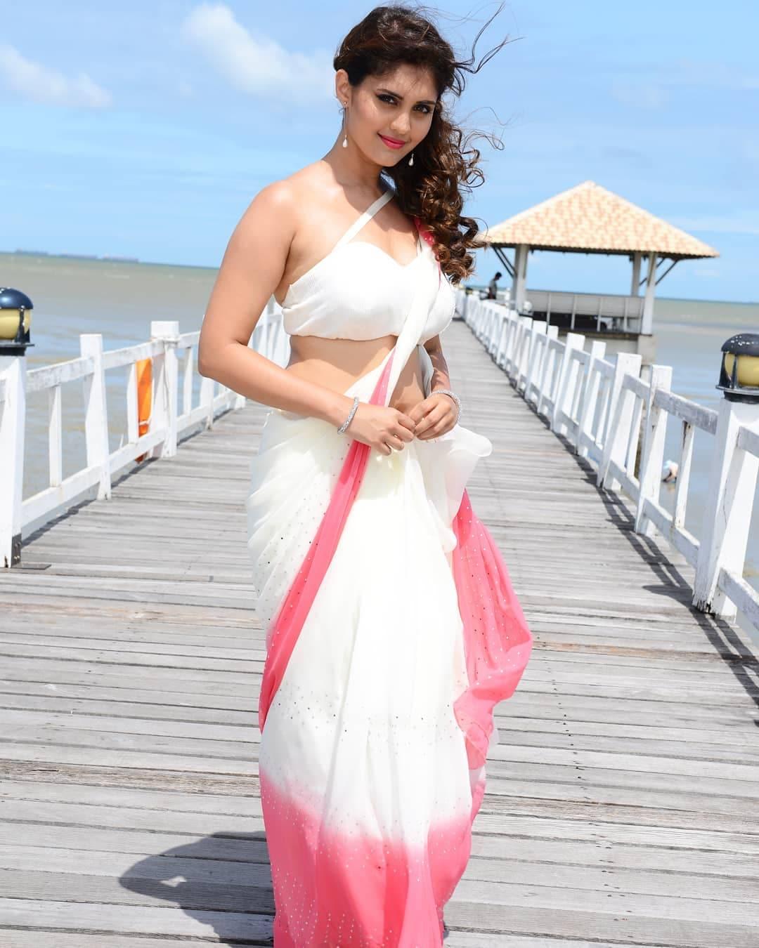సురభి (Photo: www.instagram.com/surofficial/)