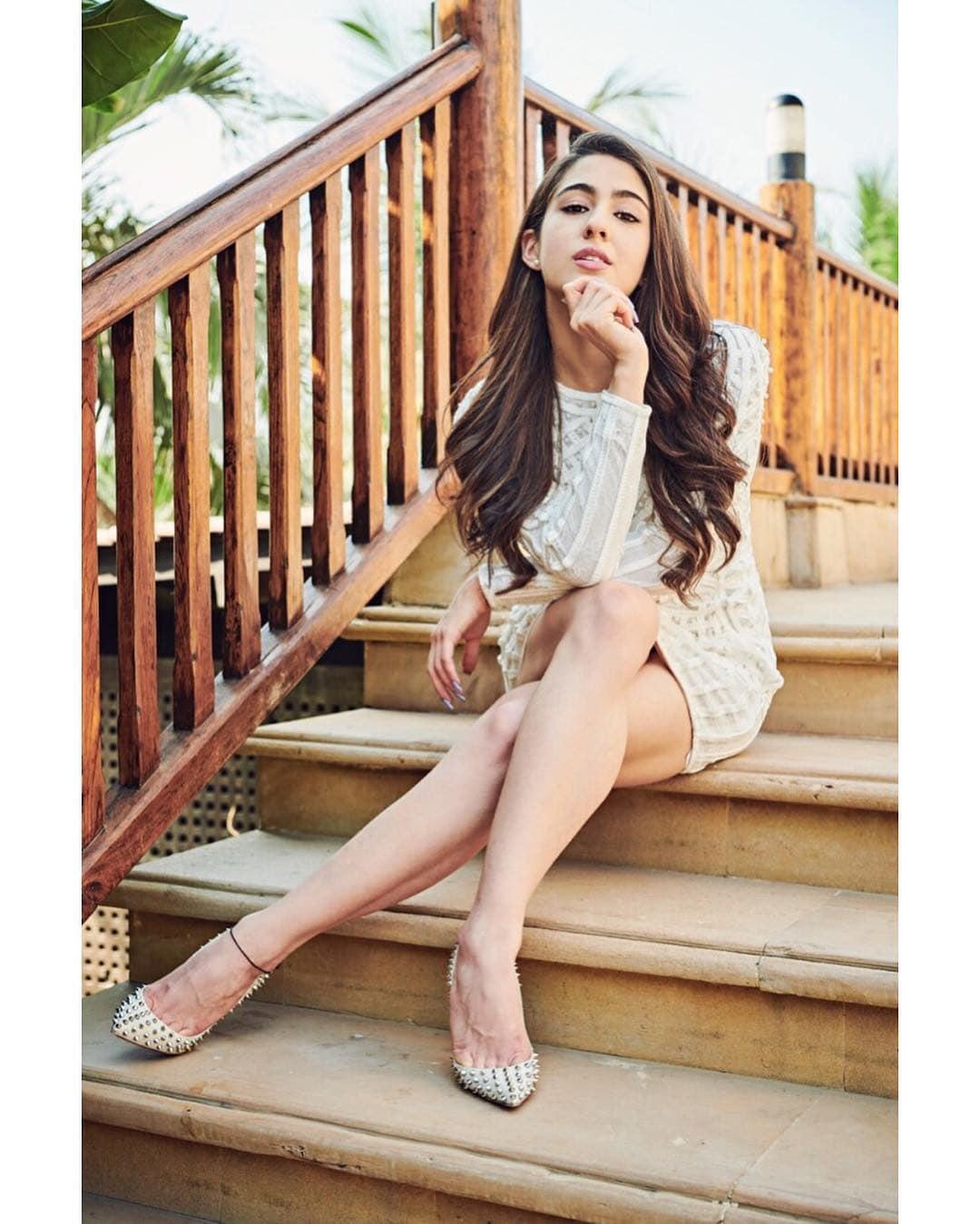 సారా అలీ ఖాన్ Photo: Instagram.com/saraalikhan95