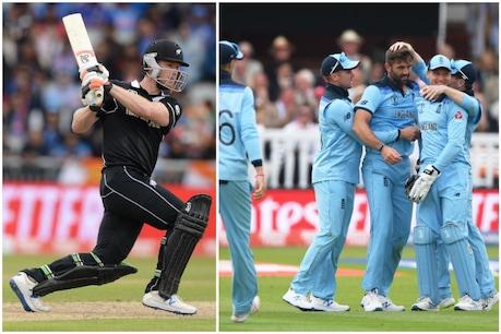 England vs New Zealand | ఇంగ్లాండ్ లక్ష్యం 242 రన్స్...వికెట్లు పడుతున్న నిలబడిన కివీస్