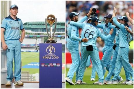England vs New Zealand | సూపర్ థ్రిల్లర్ మ్యాచ్లో...ఎట్టకేలకు ఇంగ్లాండ్ బోణీ...విశ్వవిజేతగా ఇంగ్లీష్ సేన...