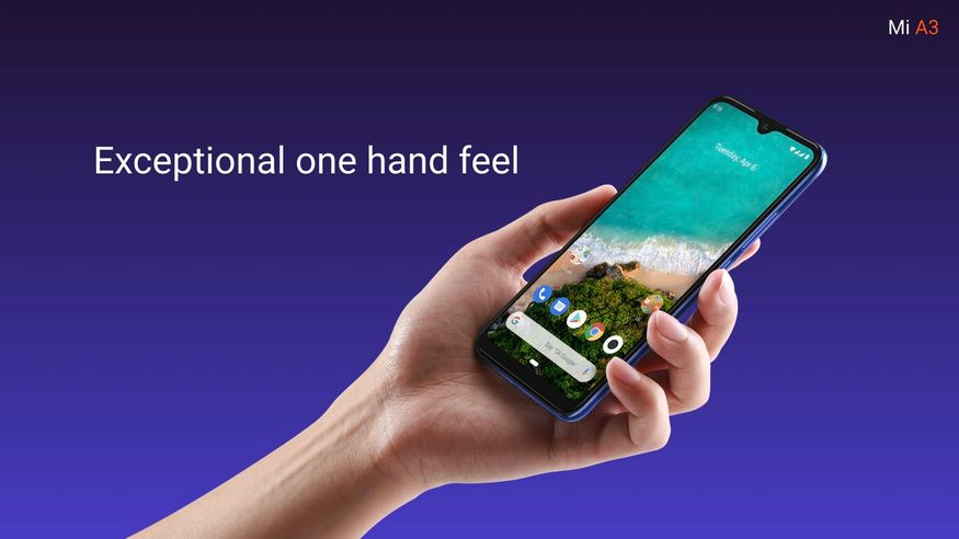 17. షావోమీ ఎంఐ ఏ3. (image: Xiaomi India)