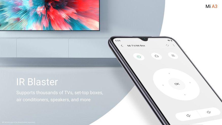 18. షావోమీ ఎంఐ ఏ3. (image: Xiaomi India)