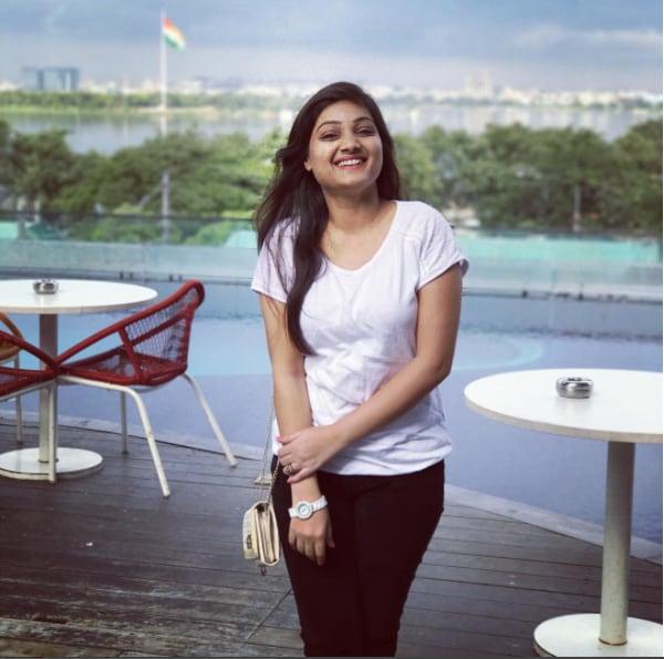 ప్రియాంక నల్కర్ క్యూట్ ఫొటో (FB/PriyankaNalkr)