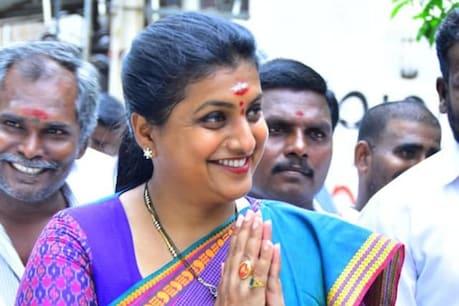కార్తీక పౌర్ణమి సందర్భంగా... ఇంగ్లీష్లో రోజా ట్వీట్