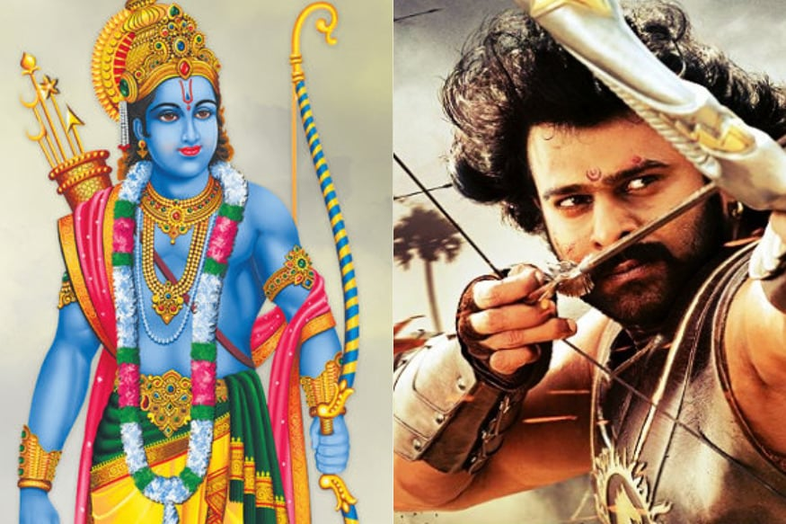 prabhas or hrithik roshan will play sri rama character and jr ntr to play ravana character in allu aravind 3d ramayana movie worth 1500 crore budget with 3 parts in many languages