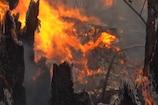 Video: అమెజాన్లో ఆరని మంటలు...డ్రోన్ దృశ్యాలు