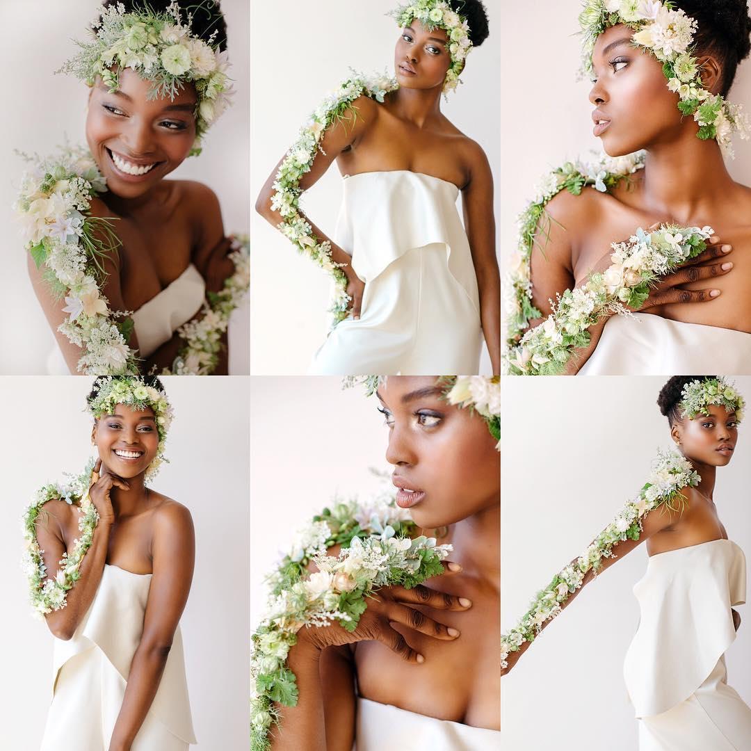 సుశాన్ మెక్లియరీ అద్భుత సృష్టి (Instagram - passionflowersue)