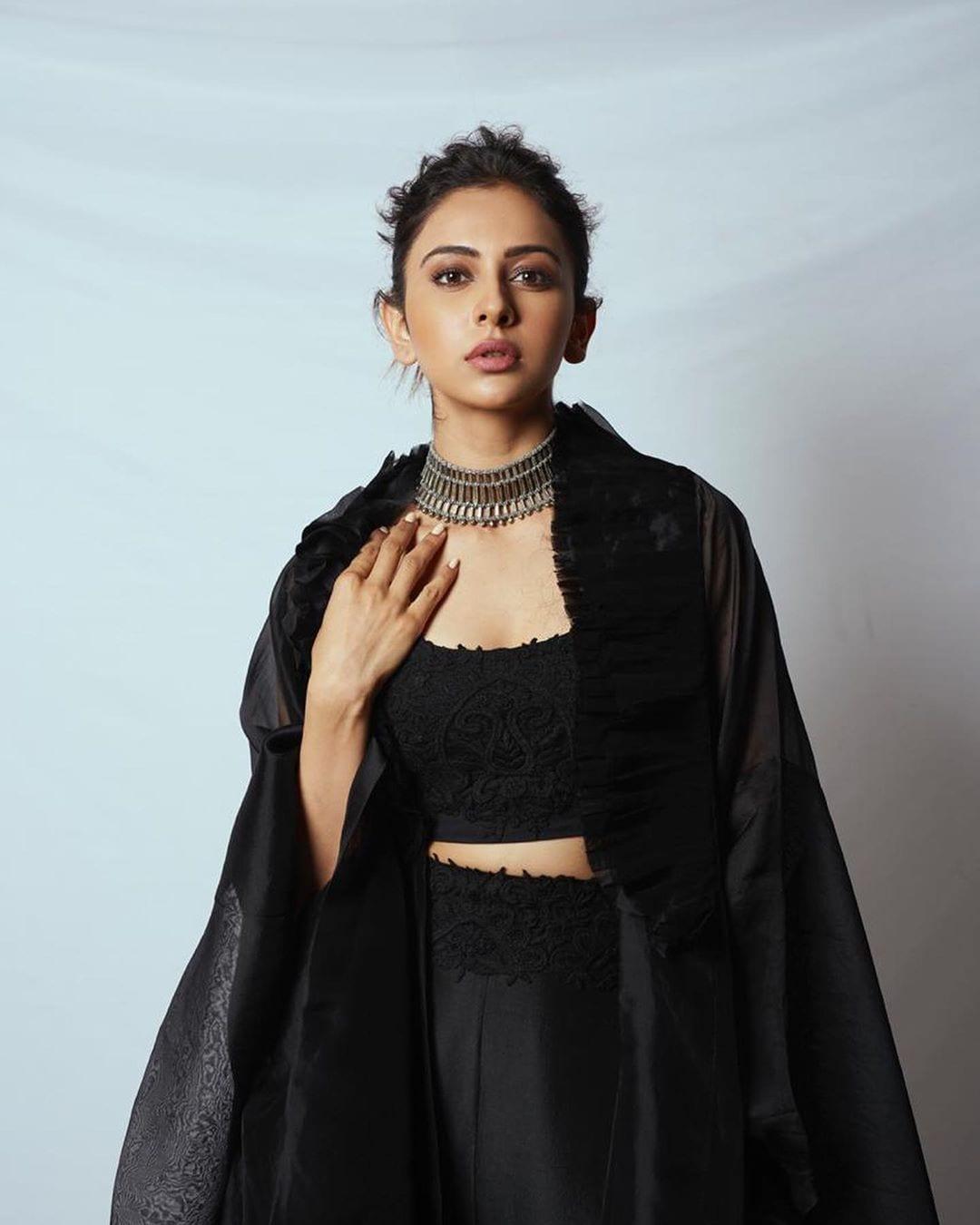 రకుల్ ప్రీత్ సింగ్ ఫోటోస్, Photo: Instagram.com/neeraja.kona