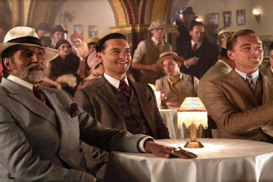 గ్రేట్ గాట్స్ బీ (The Great Gatsby) అనే మూవీతో బిగ్ బీ హాలీవుడ్ లోనూ అడుగు పెట్టాడు. (Facebook/Photo)