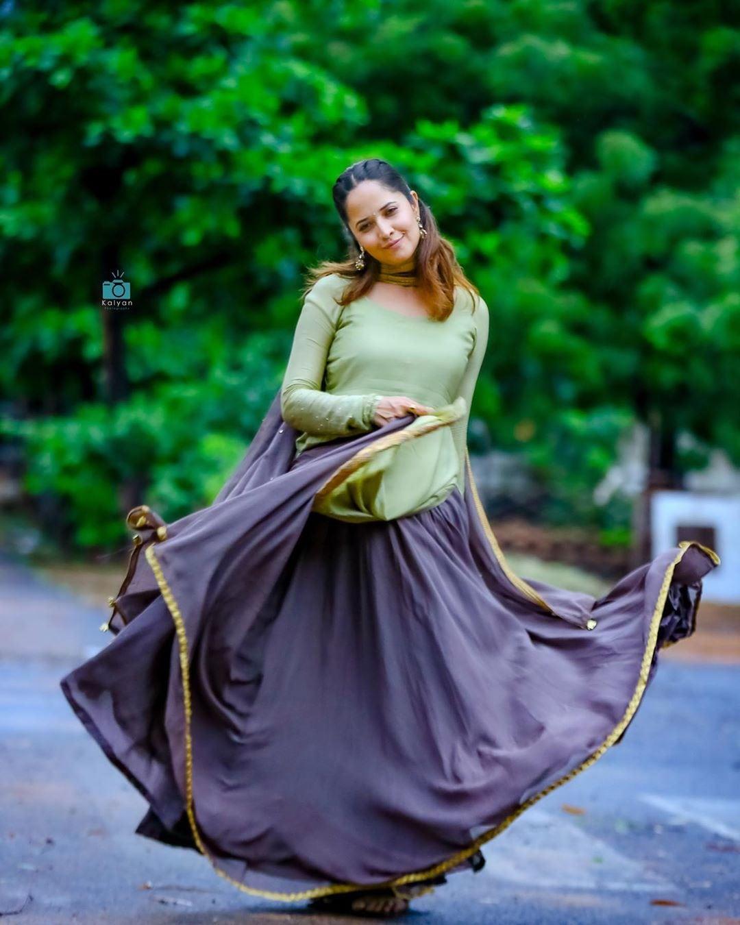 జబర్ధస్త్ యాంకర్ అనసూయ భరద్వాజ్(Photo:Instagram)