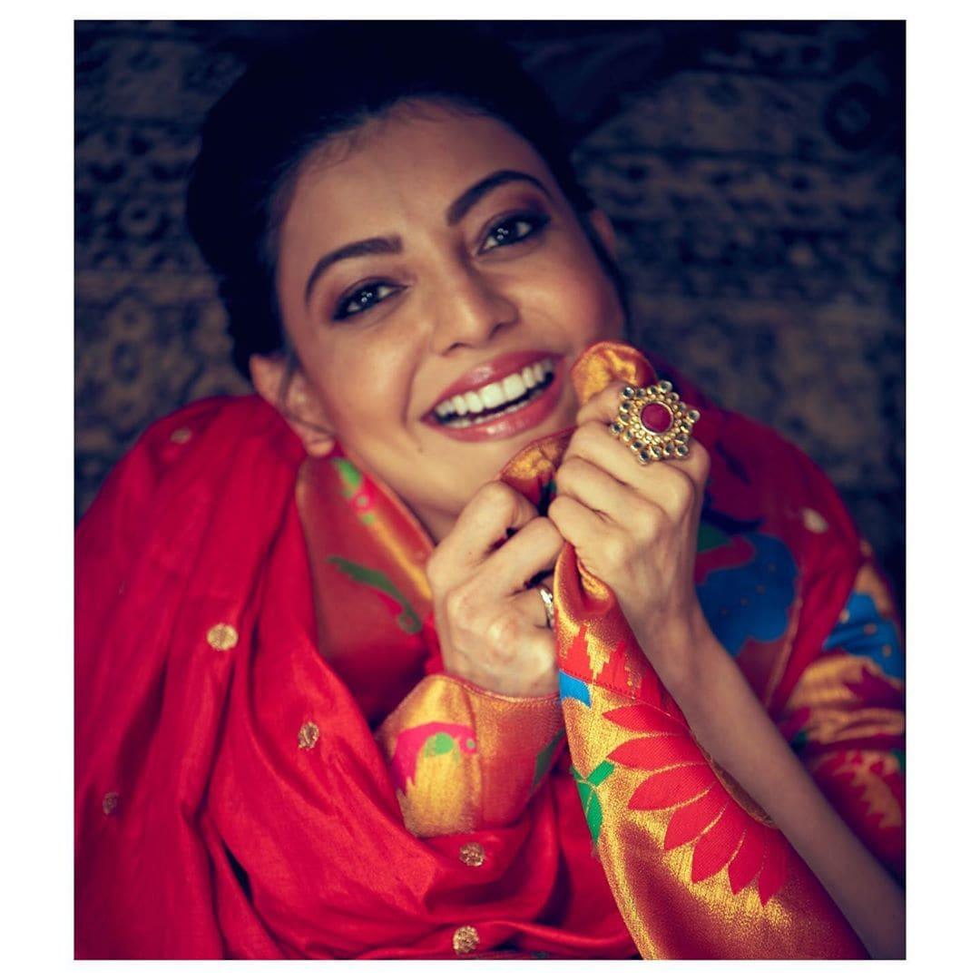కాజల్ అగర్వాల్ (Photo: kajalaggarwalofficial/Instagram)