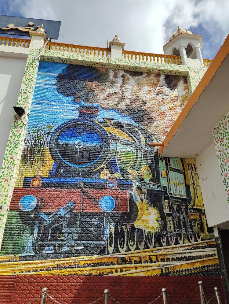 హజూర్ సాహిబ్ నాందెడ్ రైల్వే స్టేషన్ (మహారాష్ట్ర)
