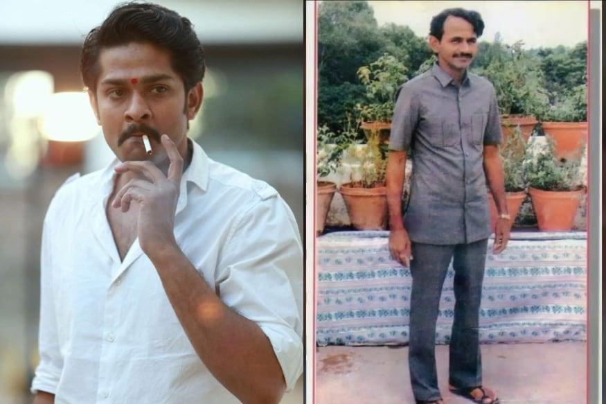 వంగవీటి మూవీలో వంగవీటి పాత్రధారి సాండీ (Facebook/Photo)