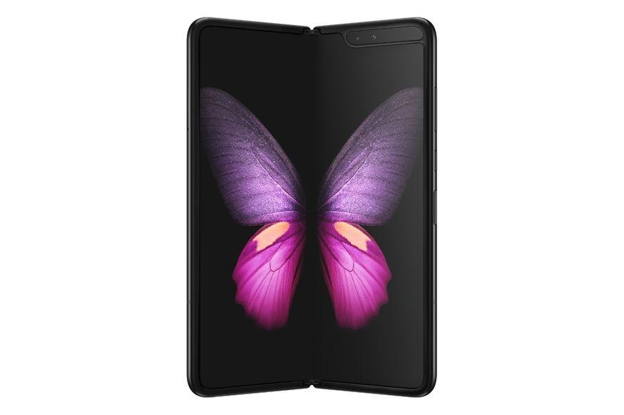 4. సాంసంగ్ గెలాక్సీ ఫోల్డ్ స్మార్ట్ఫోన్ స్పెసిఫికేషన్స్ చూస్తే మడతపెట్టినప్పుడు 4.6 అంగుళాలు, ఓపెన్ చేసినప్పుడు 7.3 అంగుళాలు ఉంటుంది. (image: Samsung India)
