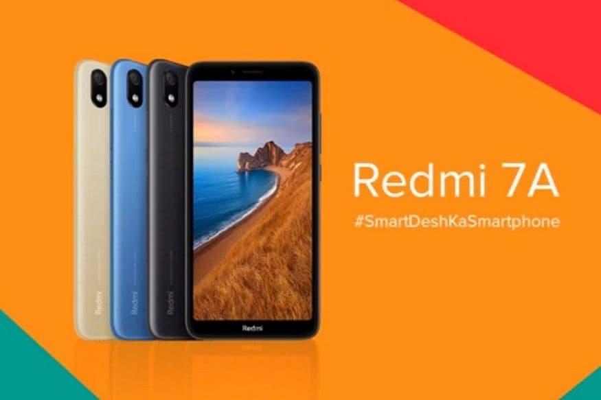 8. Redmi 7A: రెడ్మీ 7ఏ 2జీబీ+16జీబీ వేరియంట్ అసలు ధర రూ.5,999 కాగా ఆఫర్ ధర రూ.5,799.