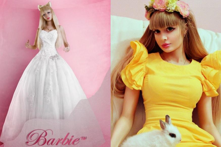 అంజెలికా క్యూట్ ఫొటోస్ (credit - insta - russian_barbie)