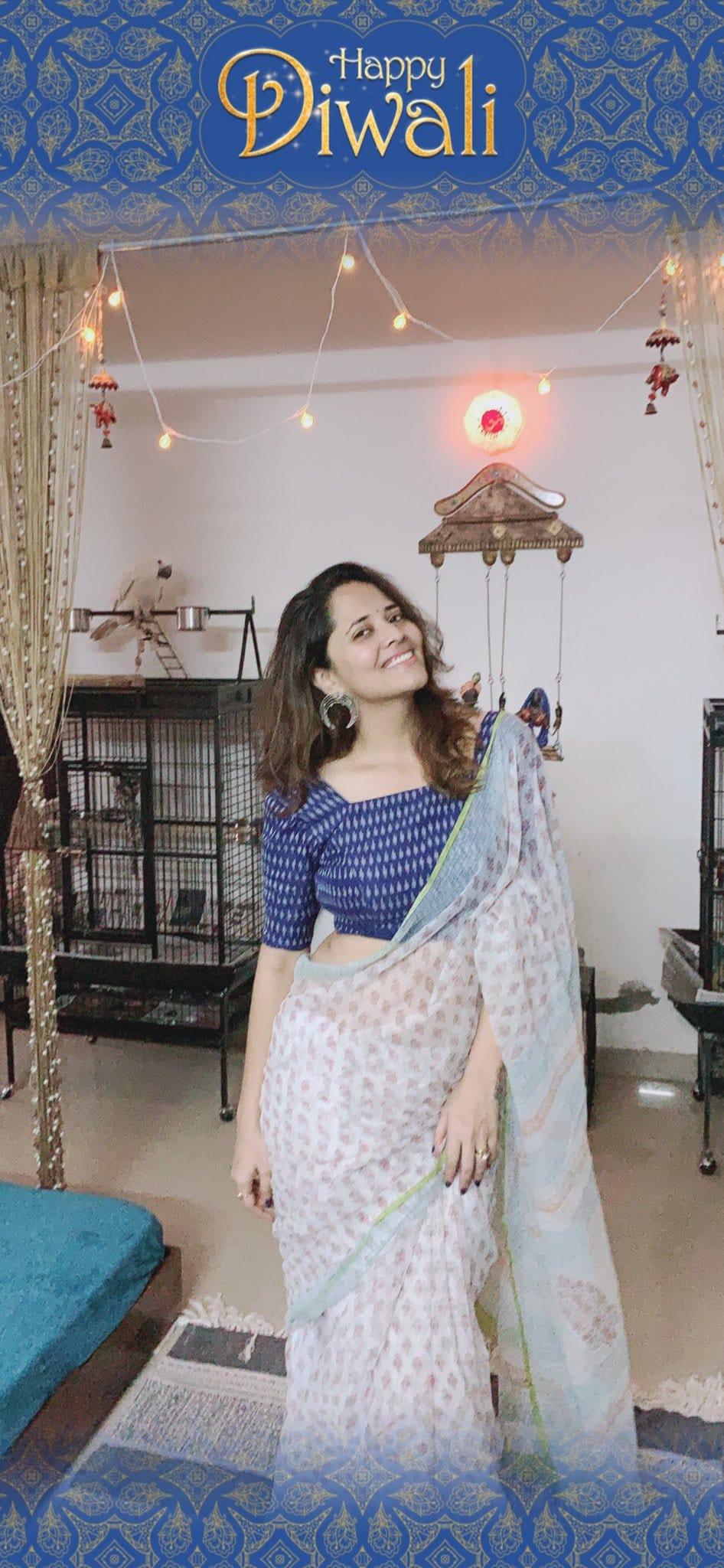 జబర్ధస్త్ యాంకర్ అనసూయ భరద్వాజ్ లేటెస్ట్ ఫోటోలు (Photo:Instagram)