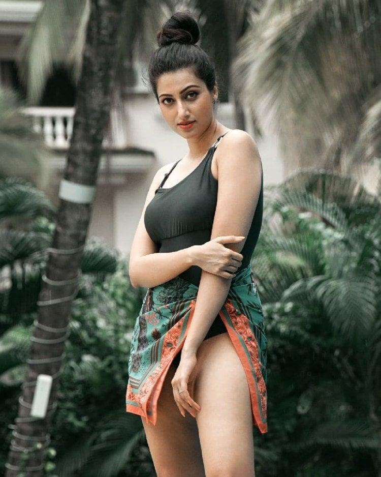 హంసా నందిని హాట్ ఫోటోషూట్ (Source: Hamsa Nandini Twitter)