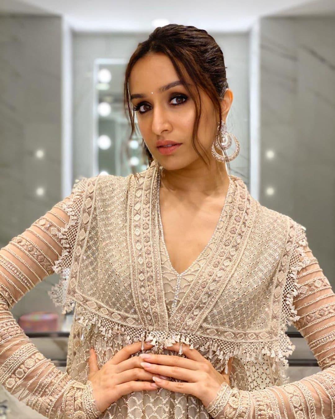 శ్రద్ధా కపూర్ ఫోటోస్ Photo: Instagram.com/shraddhakapoor