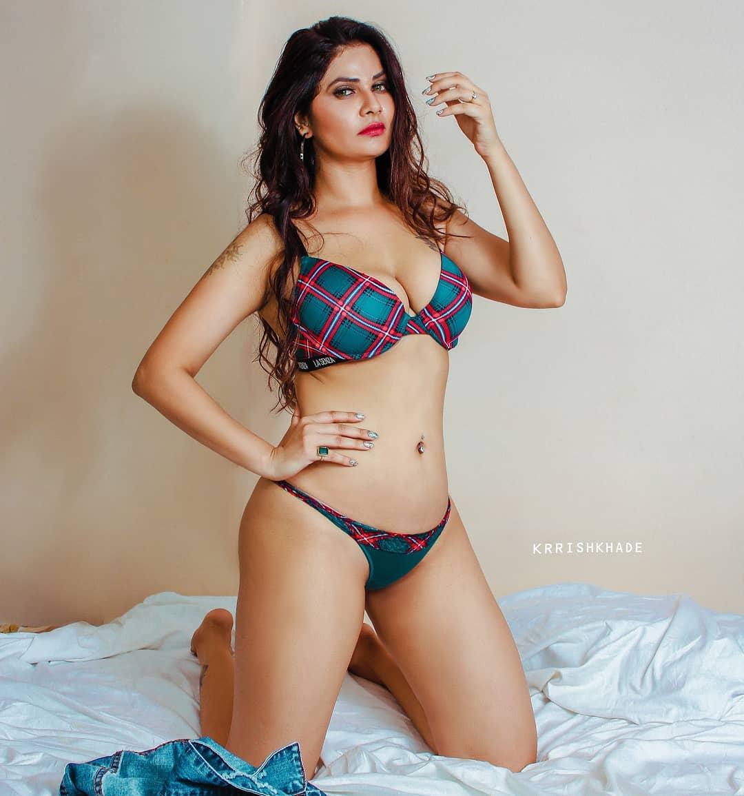 అభా పాల్ (Photo: aabhapaulofficial/Instagram)