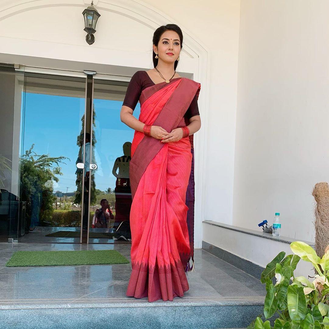 విద్య ప్రదీప్ ఫొటోస్ (credit - insta - vidya.pradeep01)
