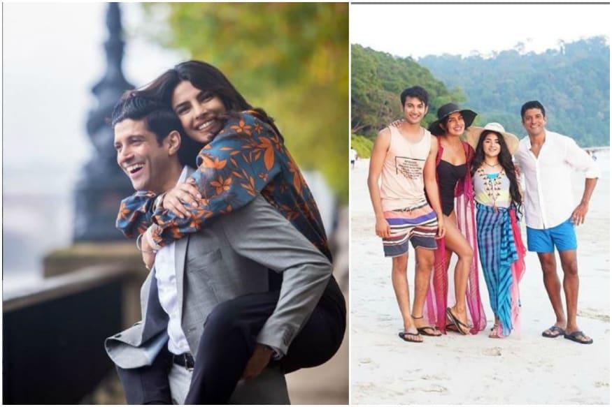 Priyanka Chopra hot and spicy Bedroom scene with Farhan Akhtar going viral in social media pk ఒక్కసారి రెచ్చిపోవాలని ఫిక్స్ అయిపోయిన తర్వాత పెళ్లైనా.. పిల్లకు తల్లైనా లెక్క చేయరు మన హీరోయిన్లు. పైగా ఇప్పుడు ప్రియాంక చోప్రా అయితే ఇండియన్ హీరోయిన్ కూడా కాదాయే. priyanka chopra,priyanka chopra the sky is pink,priyanka chopra twitter,priyanka chopra instagram,priyanka chopra hot,priyanka chopra hot scenes,priyanka chopra hot songs,priyanka chopra sex scenes,priyanka chopra farhan akhtar scenes,priyanka chopra kissing scenes,priyanka chopra bedroom scenes,priyanka chopra movies,priyanka chopra the sky is pink,the sky is pink hot scenes,telugu cinema,bollywood,ప్రియాంక చోప్రా,ప్రియాంక చోప్రా హాట్,ప్రియాంక చోప్రా బెడ్రూమ్ సీన్స్,తెలుగు సినిమా