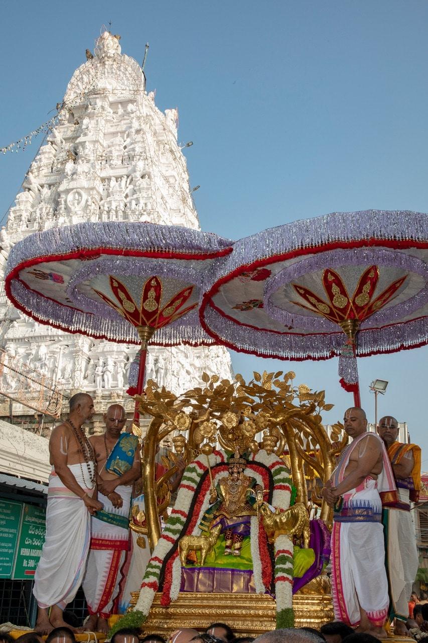 తిరుచానూర్లో ఘనంగా బ్రహ్మోత్సవాలు