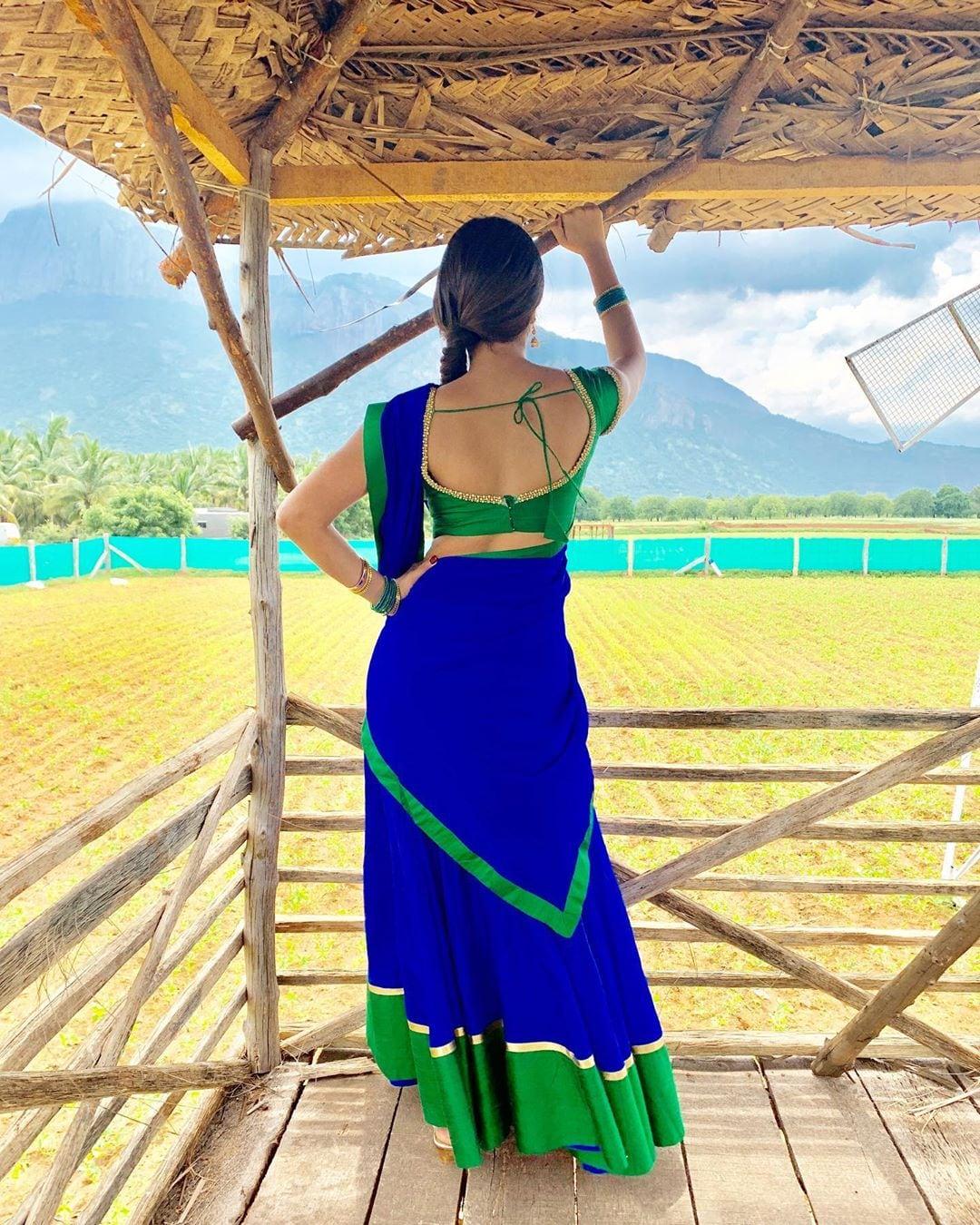 నిధి అగర్వాల్ (Photo: nidhhiagerwal/Instagram)