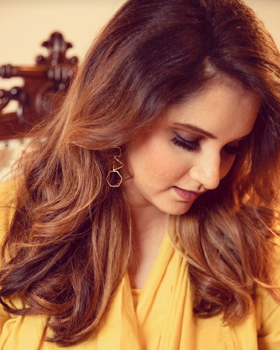 సానియా మీర్జా (Photo: mirzasaniar/Instagram)