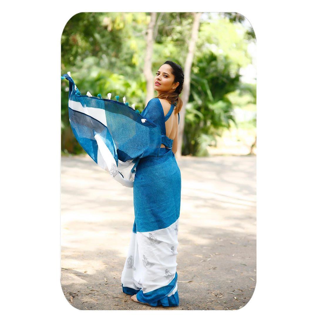 జబర్ధస్త్ భామ అనసూయ.. Photo : instagram/itsme_anasuya