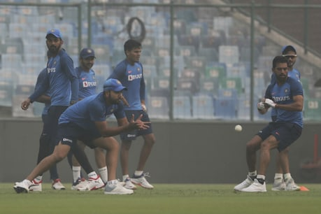 IND vs BAN | నేడు ఇండియా బంగ్లాదేశ్ తొలి టీ20... పొగే సమస్య